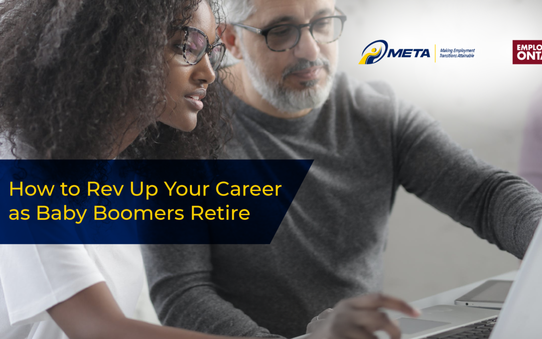 How to Rev Up Your Career as Baby Boomers Retire